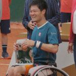 国枝慎吾(車いすテニス)の出身校や家族は?教科書に掲載?『東京パラリンピック主将』
